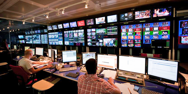 Channel 4 playout facilities