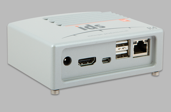 IDS Remora has many connection ports